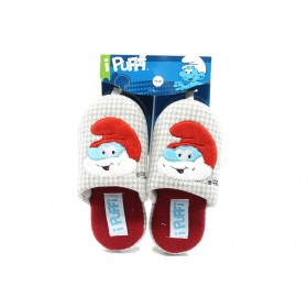Детски обувки - висококачествен текстилен материал - червени - EO-5326