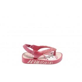 Детски сандали - висококачествен pvc материал - розови - EO-4516