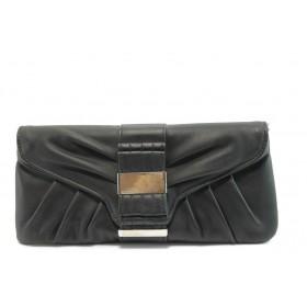 Дамска чанта - висококачествена еко-кожа - черни - EO-3479
