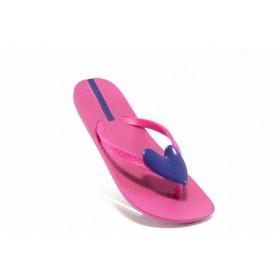 Детски чехли - висококачествен pvc материал - розови - EO-4418