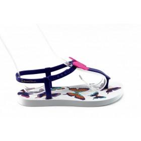 Детски сандали - висококачествен pvc материал - лилави - EO-4434