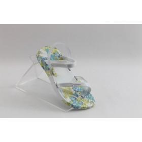 Детски сандали - висококачествен pvc материал - бели - EO-3891