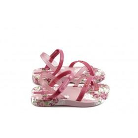 Детски сандали - висококачествен pvc материал - розови - EO-3904
