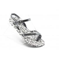Детски сандали - висококачествен pvc материал - сиви - EO-3927