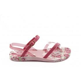 Детски сандали - висококачествен pvc материал - розови - EO-3918