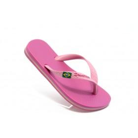Детски чехли - висококачествен pvc материал - розови - EO-3939