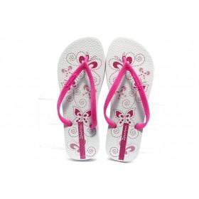 Дамски чехли - висококачествен pvc материал - розови - EO-3963