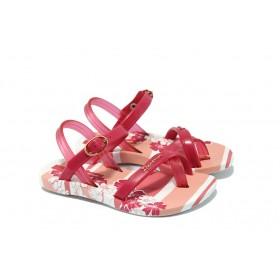 Детски сандали - висококачествен pvc материал - розови - EO-6430