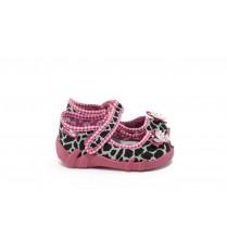Детски обувки - висококачествен текстилен материал - сиви - EO-9050