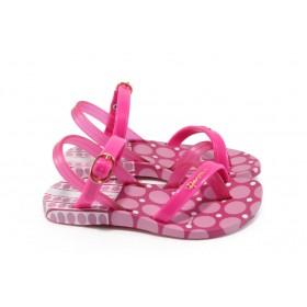 Детски сандали - висококачествен pvc материал - розови - EO-8587