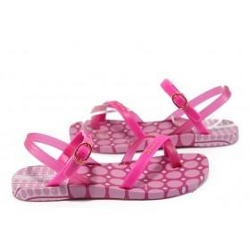 Детски сандали - висококачествен pvc материал - розови - EO-8642