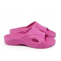 Джапанки - висококачествен pvc материал - розови - EO-8670