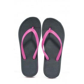 Джапанки - висококачествен pvc материал - розови - EO-8933