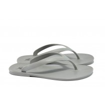 Джапанки - висококачествен pvc материал - сиви - EO-8925