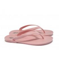 Джапанки - висококачествен pvc материал - розови - EO-8927