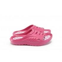 Джапанки - висококачествен pvc материал - розови - EO-8939