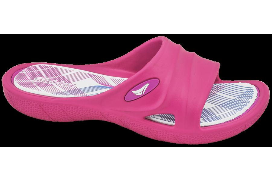 Джапанки - висококачествен pvc материал - розови - EO-10275