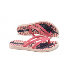 Детски чехли - висококачествен pvc материал - розови - EO-10752