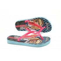 Детски чехли - висококачествен pvc материал - розови - EO-10760