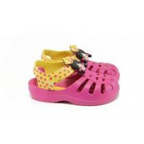 Детски сандали - висококачествен pvc материал - розови - EO-10756