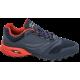 Мъжки маратонки - еко-кожа с текстил - сини - EO-10233