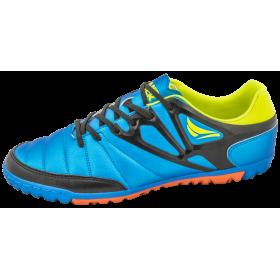 Юношески маратонки - висококачествена еко-кожа - сини - EO-10330