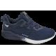 Мъжки маратонки - висококачествен текстилен материал - сини - EO-10237