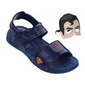 Детски сандали - висококачествен pvc материал - сини - EO-14235
