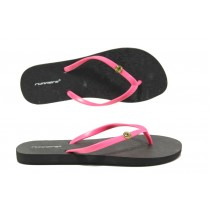 Джапанки - висококачествен pvc материал - розови - EO-14255