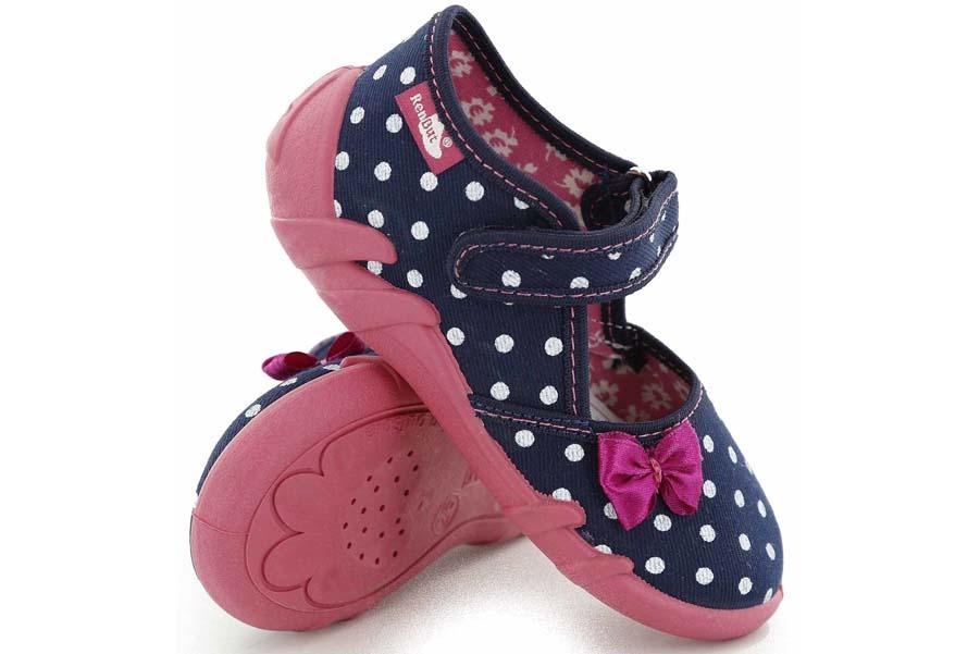 Детски обувки - висококачествен текстилен материал - сини - EO-15657