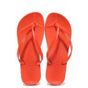Джапанки - висококачествен pvc материал - червени - EO-16045