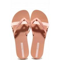 Джапанки - висококачествен pvc материал - розови - EO-16039