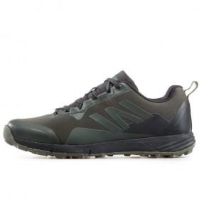Мъжки маратонки - висококачествен текстилен материал - зелени - EO-17322