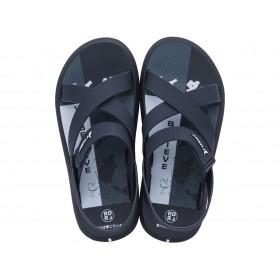 Мъжки сандали - висококачествен pvc материал - сини - EO-18343