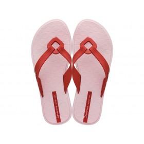 Джапанки - висококачествен pvc материал - розови - EO-18511