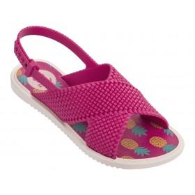 Детски сандали - висококачествен pvc материал - розови - EO-18360