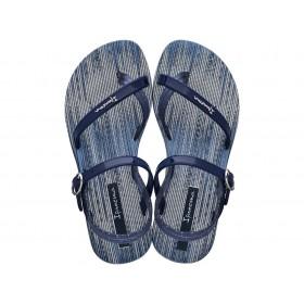 Детски сандали - висококачествен pvc материал - тъмносин - EO-18359