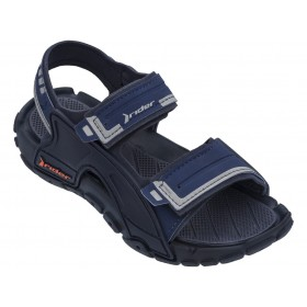 Юношески сандали - висококачествен pvc материал - тъмносин - EO-18353
