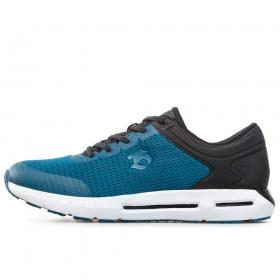 Спортни мъжки обувки - висококачествен текстилен материал - сини - EO-17882