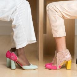 Пролетни дамски обувки, без които не може и не трябва да изкарвате сезона до лятото