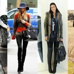 Избор на стилни и топли зимни обувки