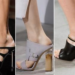 Модерни обувки пролет-лято 2016