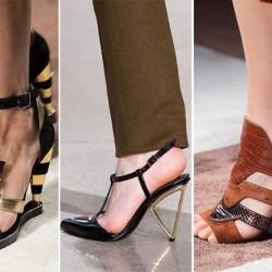 Дамски обувки: от модния подиум до тенденциите пролет-лято 2016