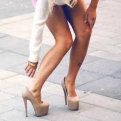 Подходящите обувки ще ви направят да изглеждате по-слаба