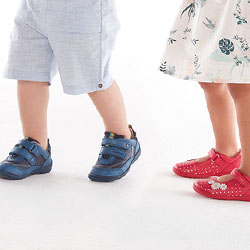 Летни детски обувки за повече сигурност и комфорт