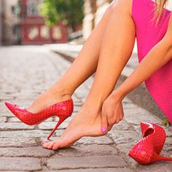 Неудобни обувки и как да се справим с тях?