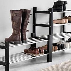 Съвети за съхранение на обувките