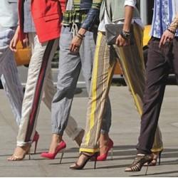Модните тенденции, които са непонятни за мъжете
