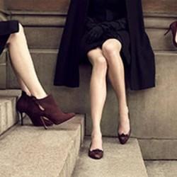 Тайната на звездите за удобните им обувки е разкрита