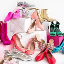 Обувки за едри жени
